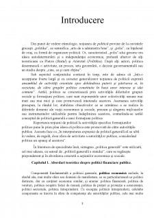 Politici financiare publice - Pagina 3