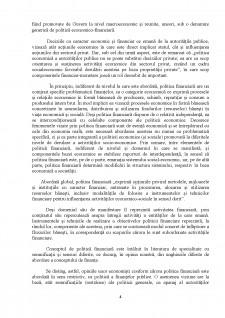 Politici financiare publice - Pagina 4