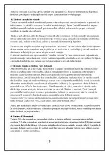 Strategii politice monetare a Băncii Naționale a Moldovei - Pagina 5