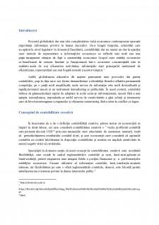 Contabilitatea creativă și rolul ei în maximizarea performanței - Pagina 3