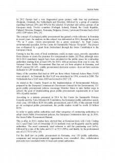 Green public procurement - the evolution of the regulatory framework and pilot initiatives în România - Pagina 3