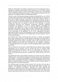 Green public procurement - the evolution of the regulatory framework and pilot initiatives în România - Pagina 4