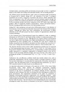 Green public procurement - the evolution of the regulatory framework and pilot initiatives în România - Pagina 5
