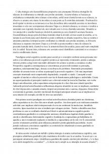 Paradigmă social-cognitivă și paradigmă behavioristă aplicate pe un caz - Pagina 3