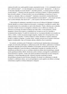Paradigmă social-cognitivă și paradigmă behavioristă aplicate pe un caz - Pagina 4