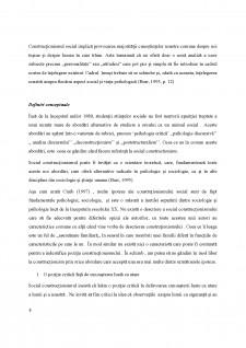 Constructionismul social și asistența socială - Pagina 3