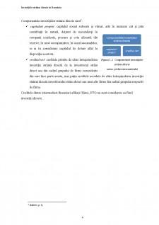 Investițiile străine directe în România - Pagina 5