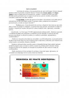 Procedura medierii - Pagina 2