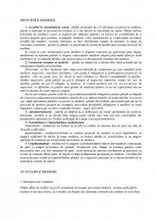 Procedura medierii - Pagina 3