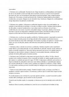 Procedura medierii - Pagina 4
