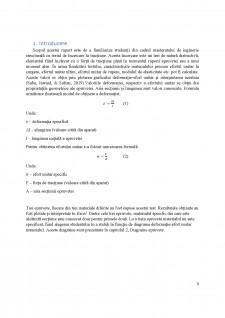 Încercarea la tracțiune pe epruvete metalice - Pagina 3