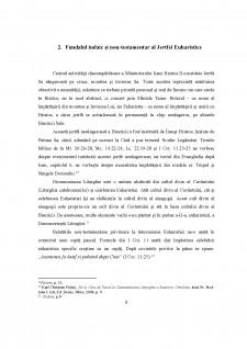 Istoria și evoluția Liturghiei - Pagina 3