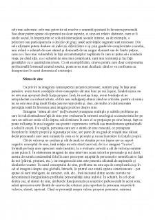 Conceptul de sine - Pagina 5