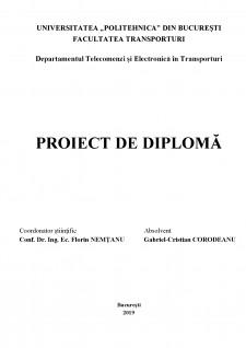 Sistem de monitorizare și control al intrărilor pe autostradă - Pagina 1