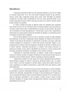 Sistem de monitorizare și control al intrărilor pe autostradă - Pagina 4