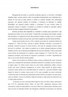 Organizarea și optimizarea producției la SC Doly-Com SRL cu obiect de activitate producerea cărnii de bovine - Pagina 4