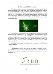 Analiză comparativă Heineken vs URBB - Pagina 2