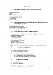 Tratarea și valorificare deșeurilor - Pagina 2
