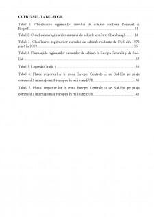 Consecințe ale alegerii regimului cursului de schimb asupra comerțului internațional - Pagina 4
