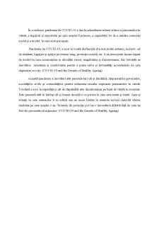 Impactul pandemiei aspura persoanelor vârstnice - Pagina 5