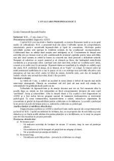 Programe de intervenție psihopedagogică la copiii cu ADHD - Pagina 2