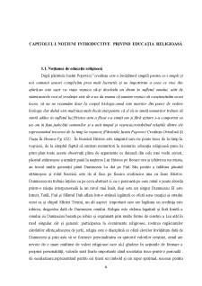 Consecințele lipsei educației religioase la adolescenți - Pagina 4