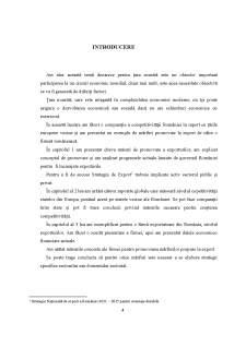 Măsuri de promovare a exporturilor românești - Pagina 4