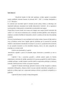 Evoluția spațială și demografică a UAT Miroslava - Pagina 3