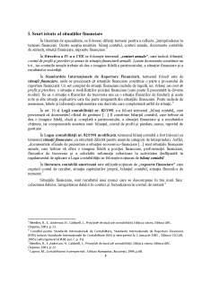 Analiza structurii situatiilor financiare potrivit reglementarilor contabile românești - Pagina 4