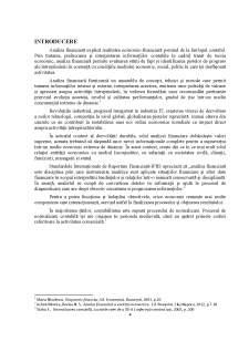 Metode de previziune a situațiilor financiare - studiu de caz la SC Energetica Electrica SA - Pagina 3