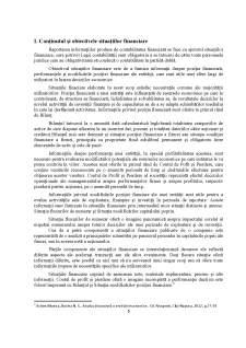 Metode de previziune a situațiilor financiare - studiu de caz la SC Energetica Electrica SA - Pagina 4