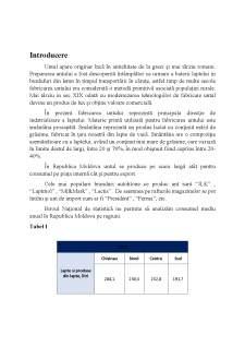 Evoluția volumelor de fabricare a untului în Republica Moldova - Pagina 2