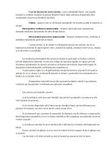 Contabilitate operațiunilor cu numerar - Pagina 2