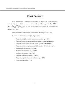 Instalație de concentrare cu triplu efect și termocompresie - Pagina 4
