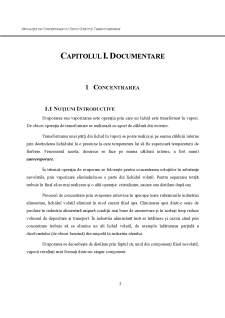 Instalație de concentrare cu triplu efect și termocompresie - Pagina 5