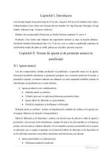 Caiet de practică - Brutărie panificație - Pagina 3