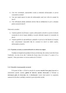 Consumul și depndența de alcool in mediul adolescenților - Pagina 5