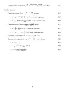 Proiectarea unui sistem de reglare automată a turației unui motor - Pagina 4