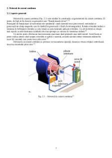Proiectarea unui sistem de reglare automată a turației unui motor - Pagina 5