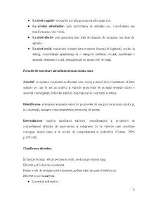 Teorii despre Efectele Media - Pagina 2