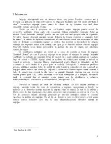 Diagnoza Instituțională a Fenomenului Mobilității Forței de Muncă Românești în Spațiul European - Pagina 4