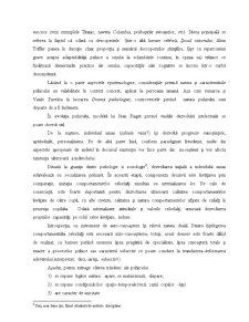 Psihicul și Caracteristicile Acestuia - Pagina 2