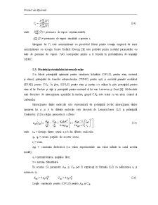 Metode de Corelare a Datelor de Echilibru Lichid - Vapori Pentru un Amestec Binar - Pagina 4