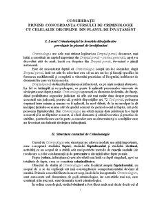Criminologie - Pagina 1