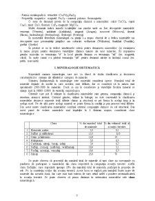 Curs de Mineralogie - Pagina 2