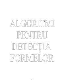 Algoritmi Pentru Detectia Formelor - Pagina 2
