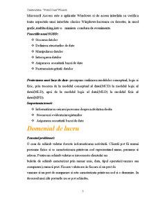 Proiect Access - Pagina 3