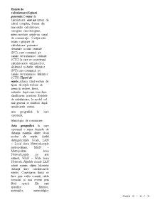 Retele de Calculator - Pagina 1