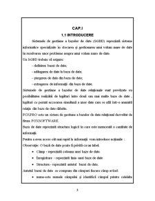 Sistemele de Gestiune a Bazelor de Date - Pagina 1