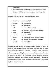 Sistemele de Gestiune a Bazelor de Date - Pagina 2